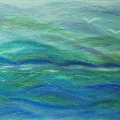 water pastel