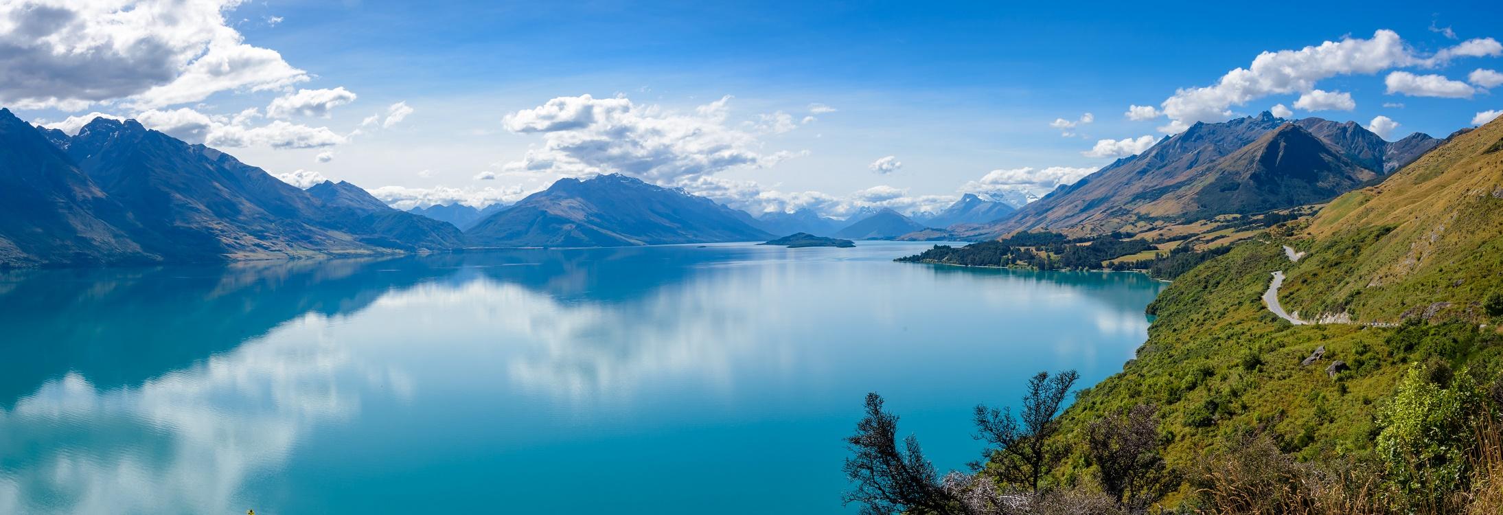 lake,nieuw zeeland