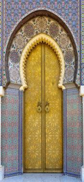 marokko-deur