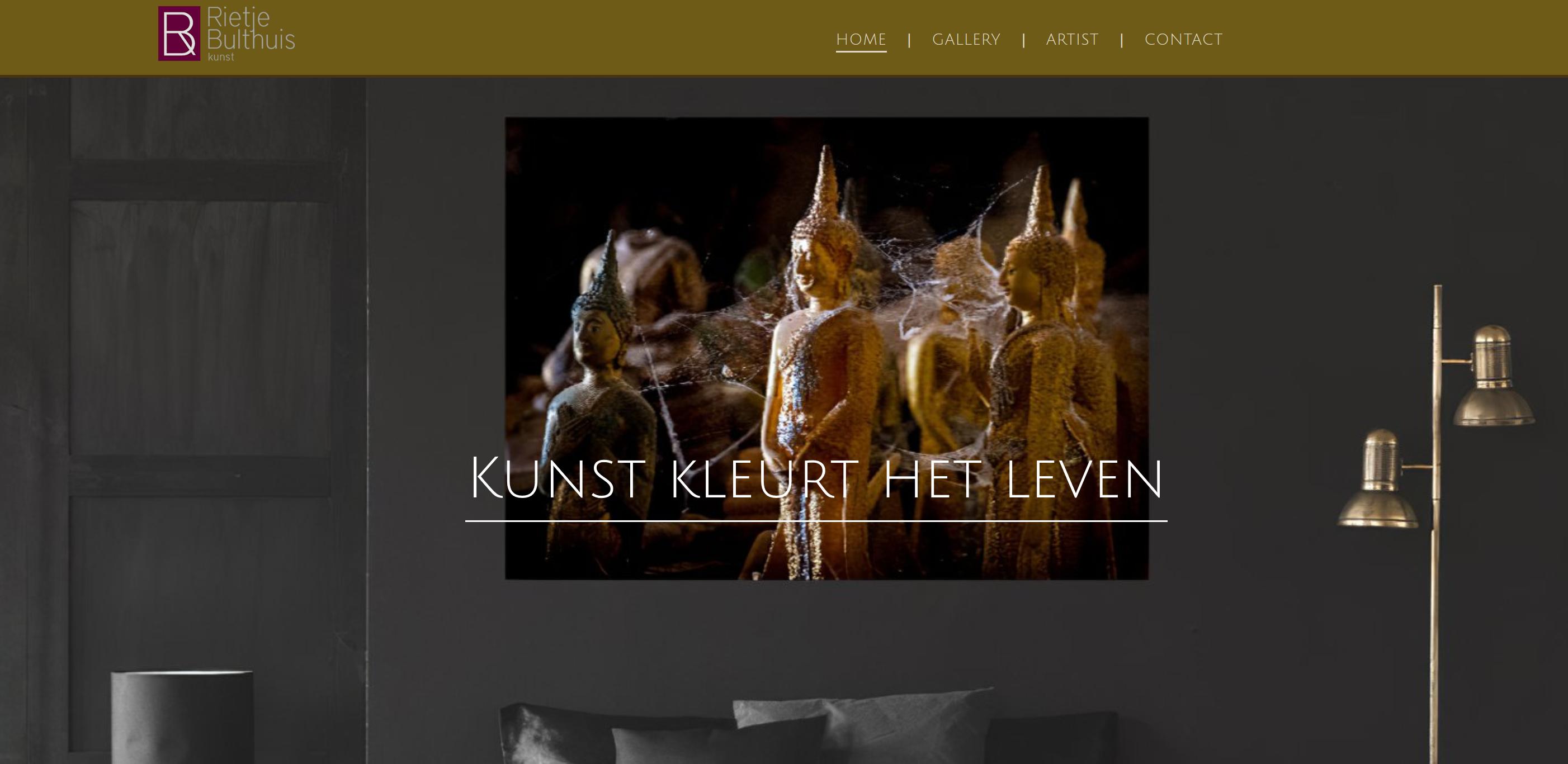 webshop beeldende kunst